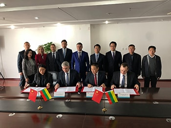 BGS signs $500 million strategic agreement with partner from China