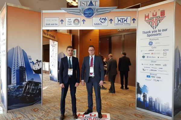 ISTAT-AMERICAS-2018-event-Mantas-Meizneris-and-Donatas-Dockus