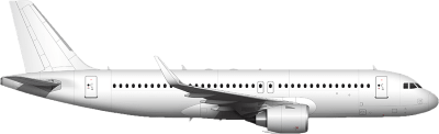 A320 NEO CFM LEAP aircraft