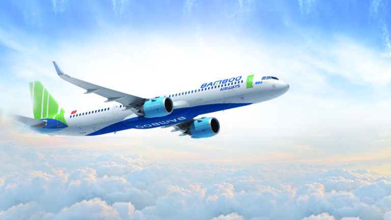 AviaAM Leasing Delivered First 2 Airbus A321 to Bamboo Airways